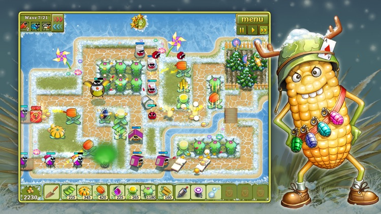 Garden Rescue CE screenshot-3