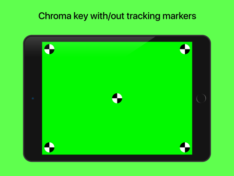 Скриншот из Green Screen - chroma key