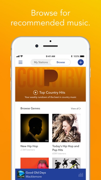 Pandora - Streaming Music app image