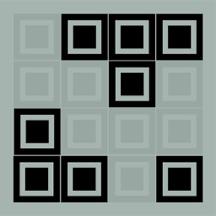 经典像素方块