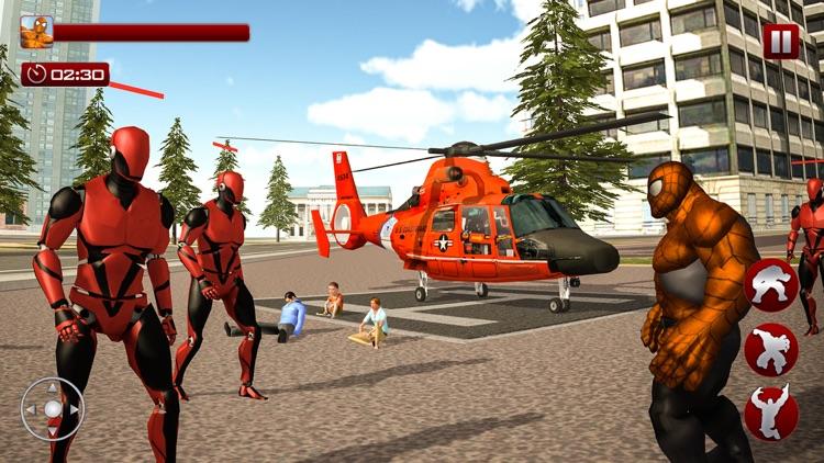Monster Spider Hero screenshot-3