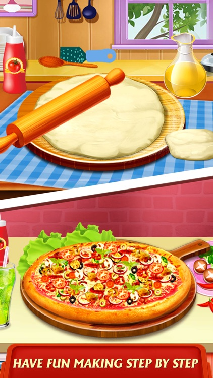 Pizza Maker Games: Pizza Games screenshot-3