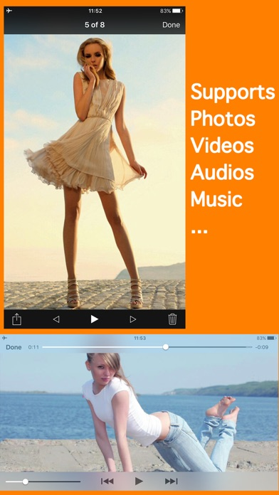 Hide Private Photos & Video-s app image