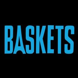 Baskets Stickers