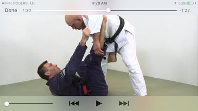 BJJ Guard Game Screenshot
