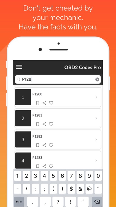 OBD2 Codes Pro Auto offline App Download - Utilities - Android Apk