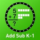 Add Sub K-1 icon