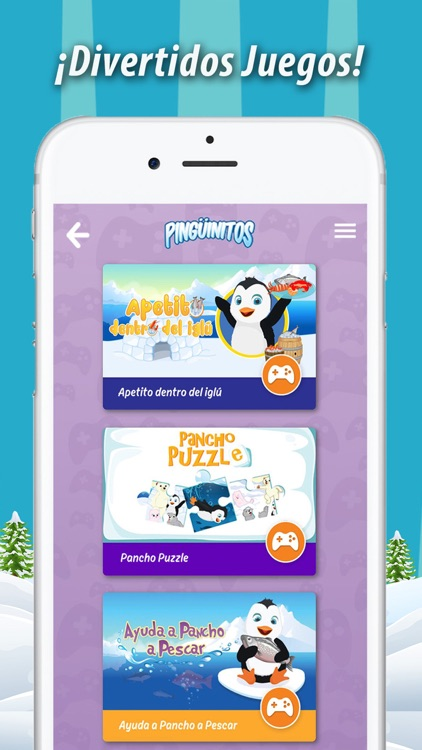 Pinguinitos screenshot-3