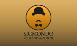 SIGMONDO Digital Signage TV