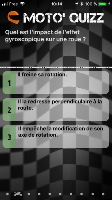 Moto'Quizz : Le Permis Moto