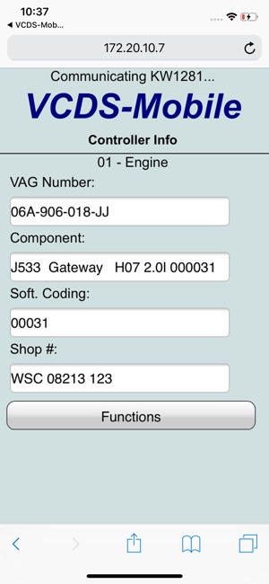 VCDS-Mobile on the App Store
