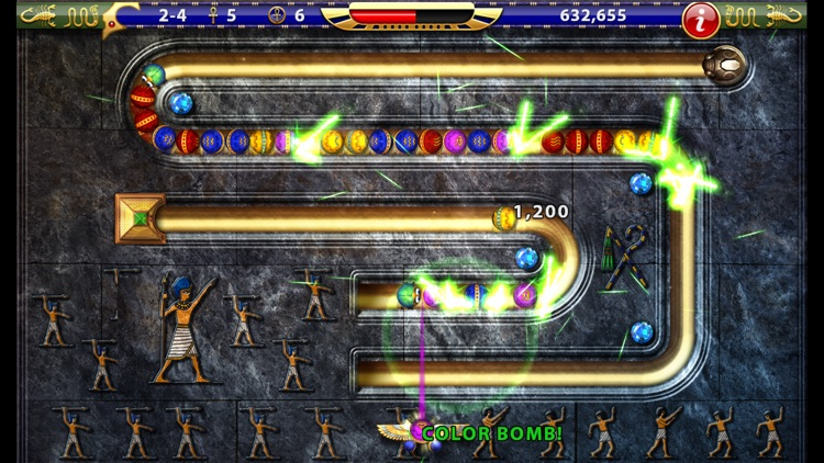 Luxor HD screenshot-4