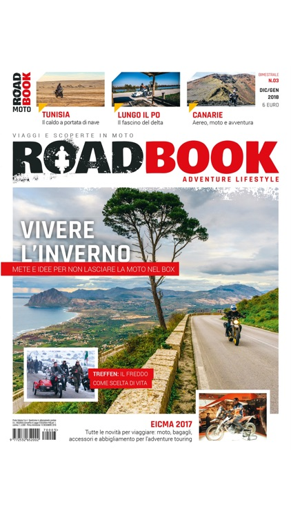 ROADBOOK Magazine