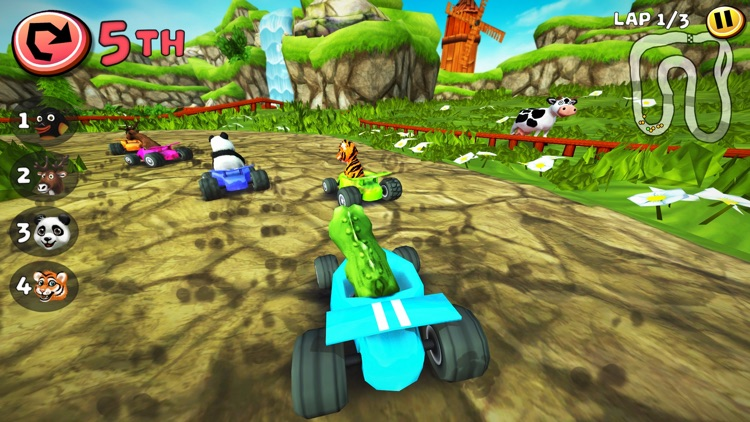Safari Kart screenshot-5