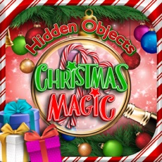 Activities of Hidden Objects Christmas Magic Winter Holiday Time