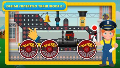Train Simulator & Maker Game screenshot 9