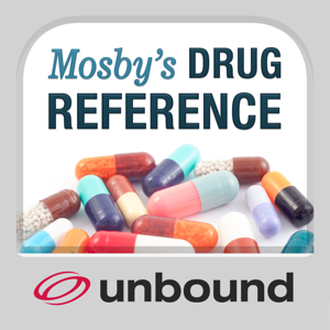 Mosby's Drug Reference ios app