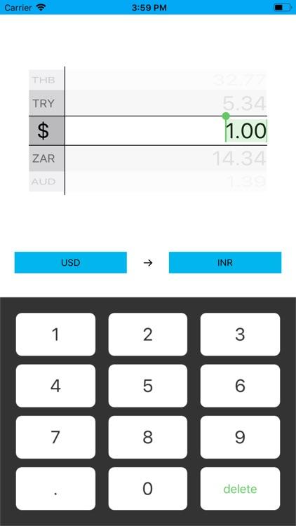 All Currency Converter app screenshot-5