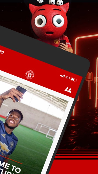 Manchester United Official App-1