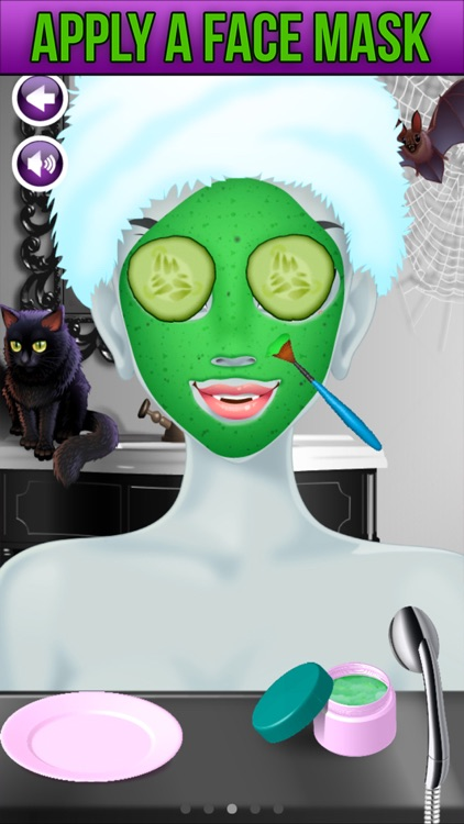 Monster Makeover & Salon screenshot-1