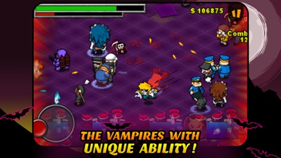 Infect Them All : Vampires screenshot four