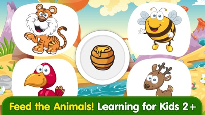 Kids Animal Games: Learning for toddlers, boys screenshot 1