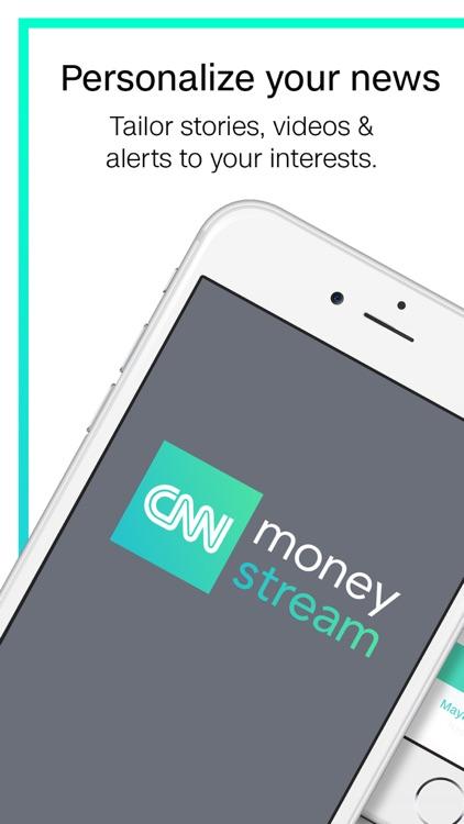 CNN MoneyStream screenshot-0