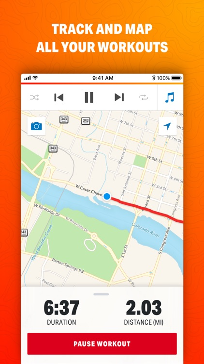 Map My Ride By Under Armour By Under Armour Inc