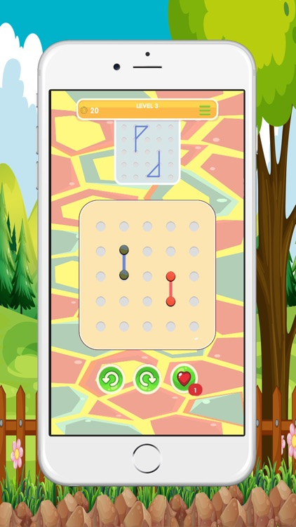 one touch drawing puzzle games screenshot-3