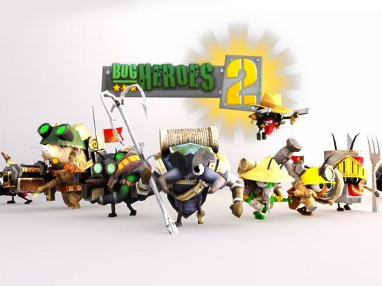 Игра Bug Heroes 2 Premium
