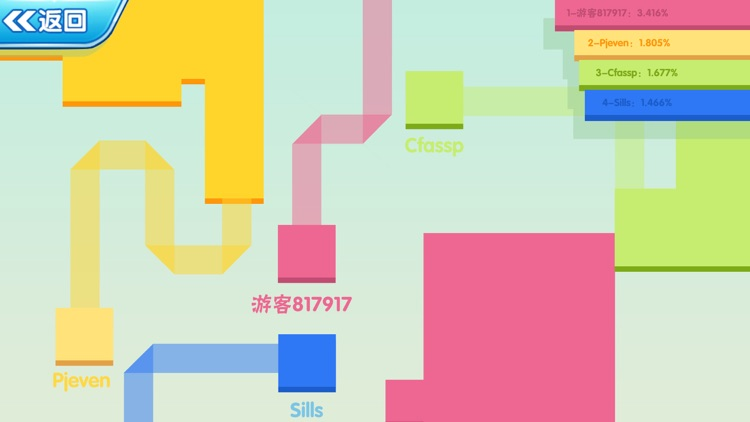 大作战 - 圈地充饥(super.io 2中文版) screenshot-3