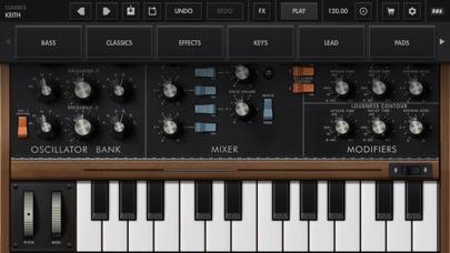 Minimoog Model D Synthesizer screenshot 3