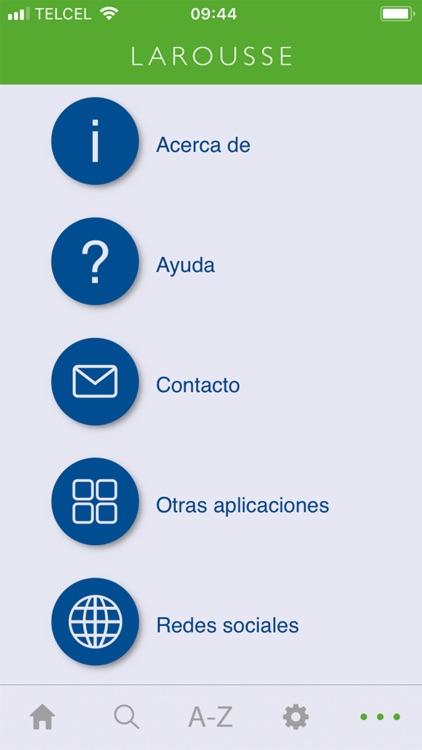 Larousse Verb Conjugation screenshot-4