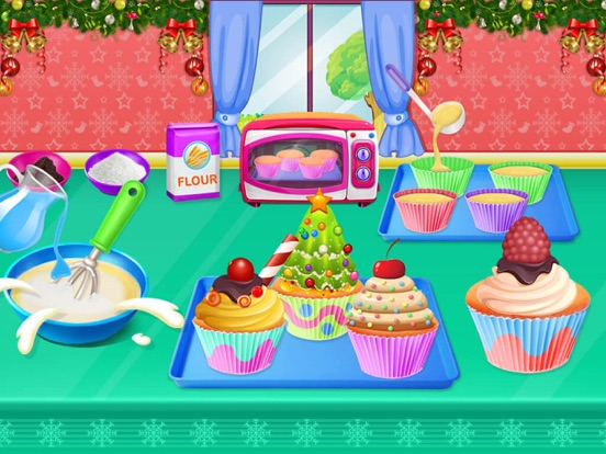 Cupcake Maker! screenshot 8