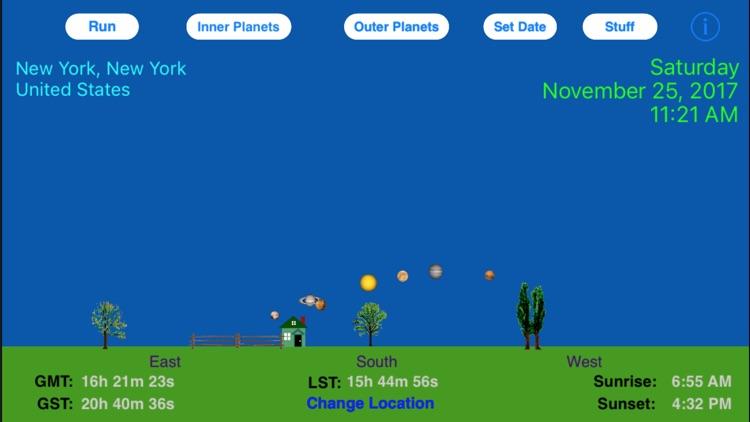 Backyard Planets