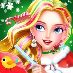 Christmas Hair Salon !