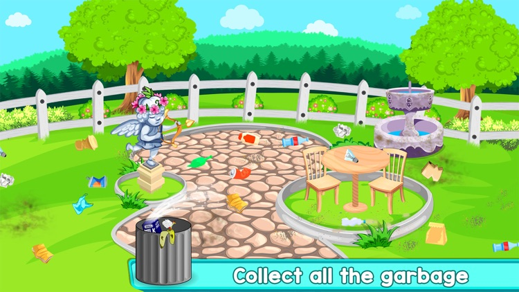 Kids Cleanup Games