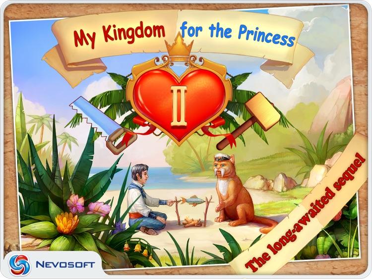 My Kingdom for the Princess II HD Lite