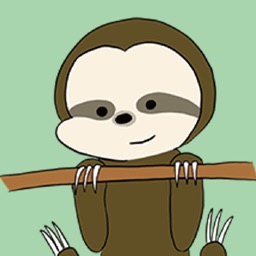 Cute Sloth Stickers !