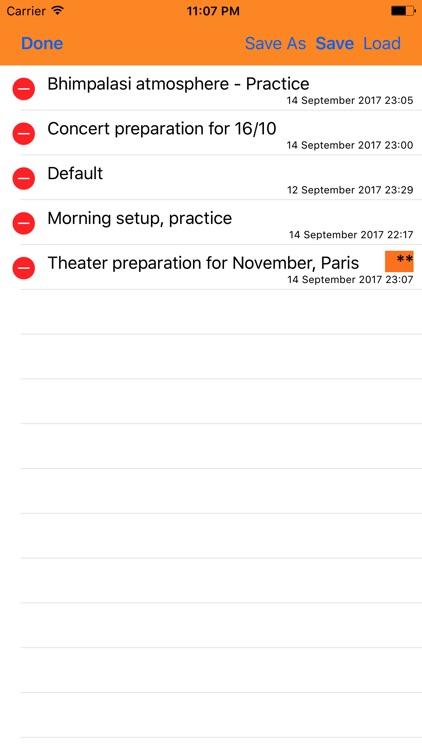 iTabla Pandit Professional screenshot-4