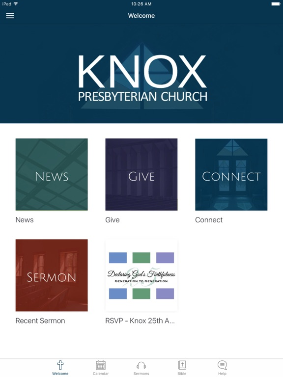 Knox Presbyterian Church screenshot 4