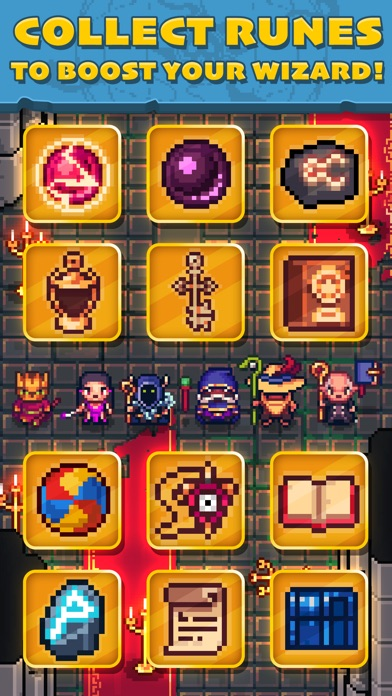 Tap Wizard RPG: Arcane Quest-2