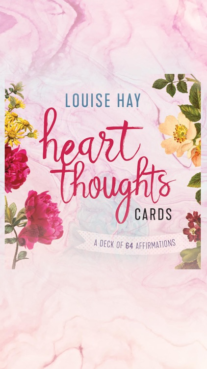 Heart Thoughts Cards screenshot-0