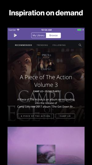 BitTorrent Play Screenshot