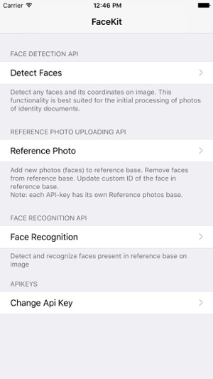 FaceKit - face detection on the App Store