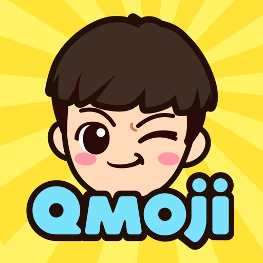 Download Qmoji - Avatar Emoji by Faceq free for iPhone, iPod and iPad