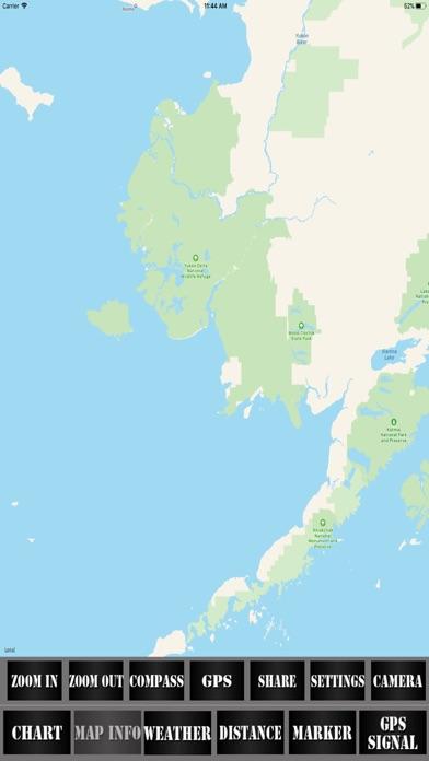 Alaska USA Nautical Charts-0