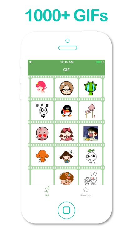 Emoji for WeChat Animated GIFs