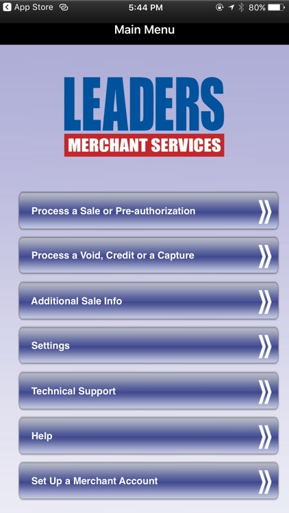 Leaders Credit Card Processing screenshot-0
