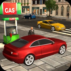Activities of Gas Station Car Service